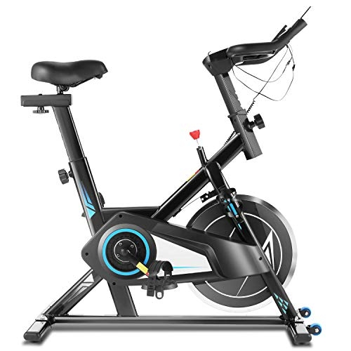 ANCHEER Stationary Indoor Cycling Bike for Home Training- Price Tracker