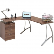 Ozella L-Shape Desk