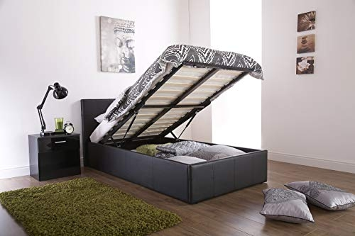 Caspian Ottoman Gas Lift Up Storage Bed -Price Tracker