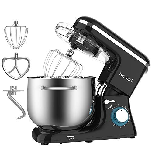 HOWORK Stand Mixer, 8L Bowl 1500W Food Mixer- Price Tracker