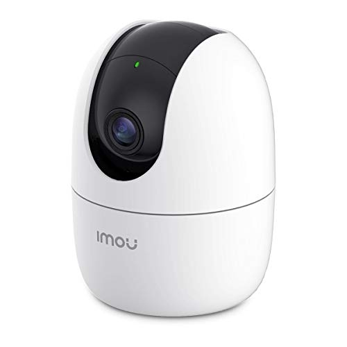Imou Indoor Wi-Fi Security Cameras, 1080P Pan/Tilt Dome Camera, Home Surveillance Cameras with Human Detection, Smart Tracking, Privacy Mask, Abnormal Sound Detection, Two-way Audio and Night Vision- Price Tracker