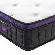 Inofia Double Mattress,Memory Foam and Spring Mattress 25cm,SMAX Collection- Price Tracker