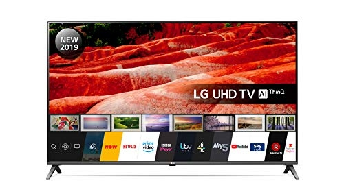LG 43UM7500PLA 43-Inch UHD 4K HDR Smart LED TVs with Freeview Play- Price Tracker