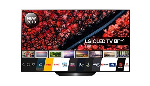 LG Electronics OLED55B9PLA 55-Inch UHD 4K HDR Smart OLED TVs with Freeview Play- Price Tracker