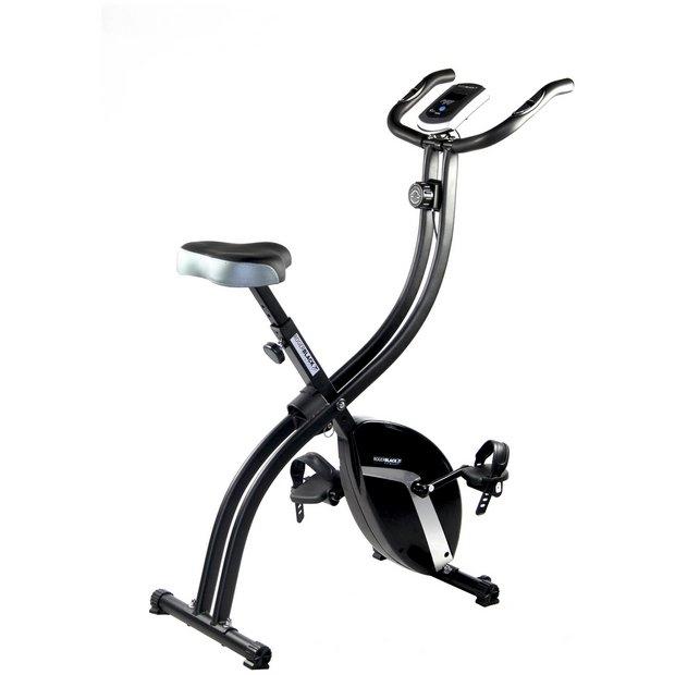 Roger Black Gold Folding Magnetic Exercise Bike- Price tracker