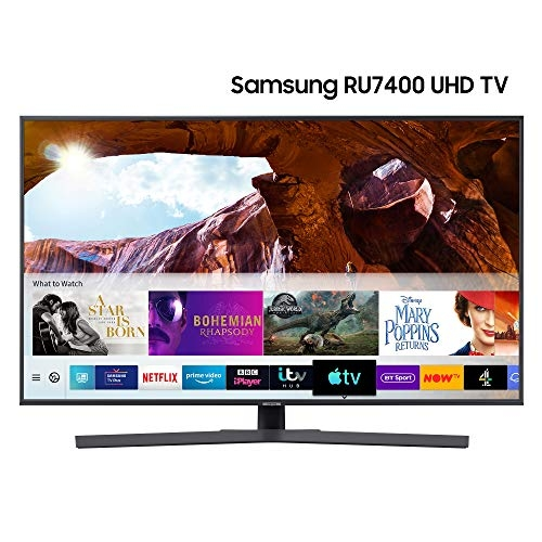 Samsung UE50RU7400UXXU 50-inch RU7400 Dynamic Crystal Colour HDR Smart 4K TVs- Price Tracker