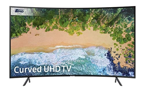 Samsung UE55NU7300 55-Inch Curved 4K Ultra HD Certified HDR Smart TVs- Price Tracker