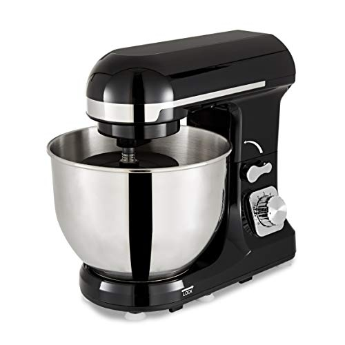 Tower T12033 3-in-1 Stand Mixer with 6 Speeds and Pulse Setting, 1000w- Price Tracker